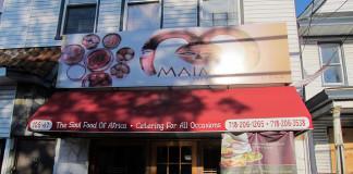 Maima's Liberian Bistro & Bar