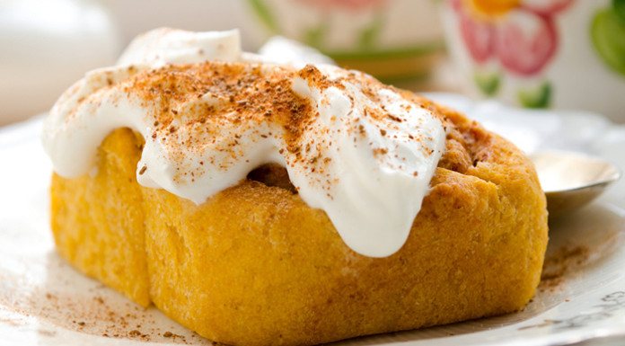 pumpkin cake recipe with cream cheese