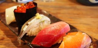 Nadeshiko Sushi female chefs